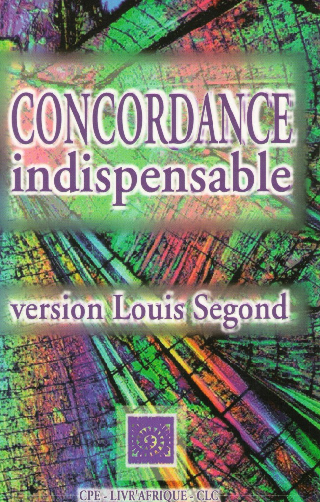 image CONCORDANCE INDISPENSABLE