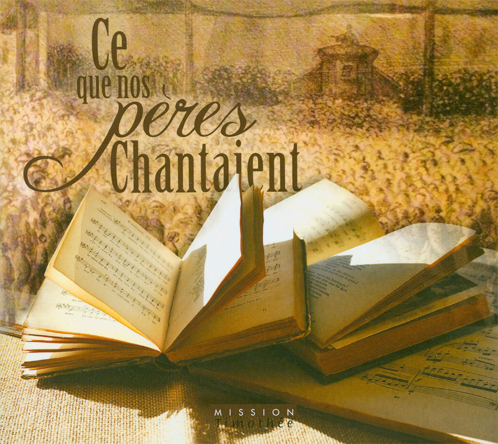 image CD - CE QUE NOS PERES CHANTAIENT - VOL.1