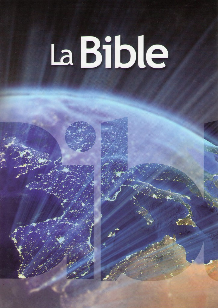 image BIBLE VEV GROS CARACTERES - NOUVELLE EDITION
