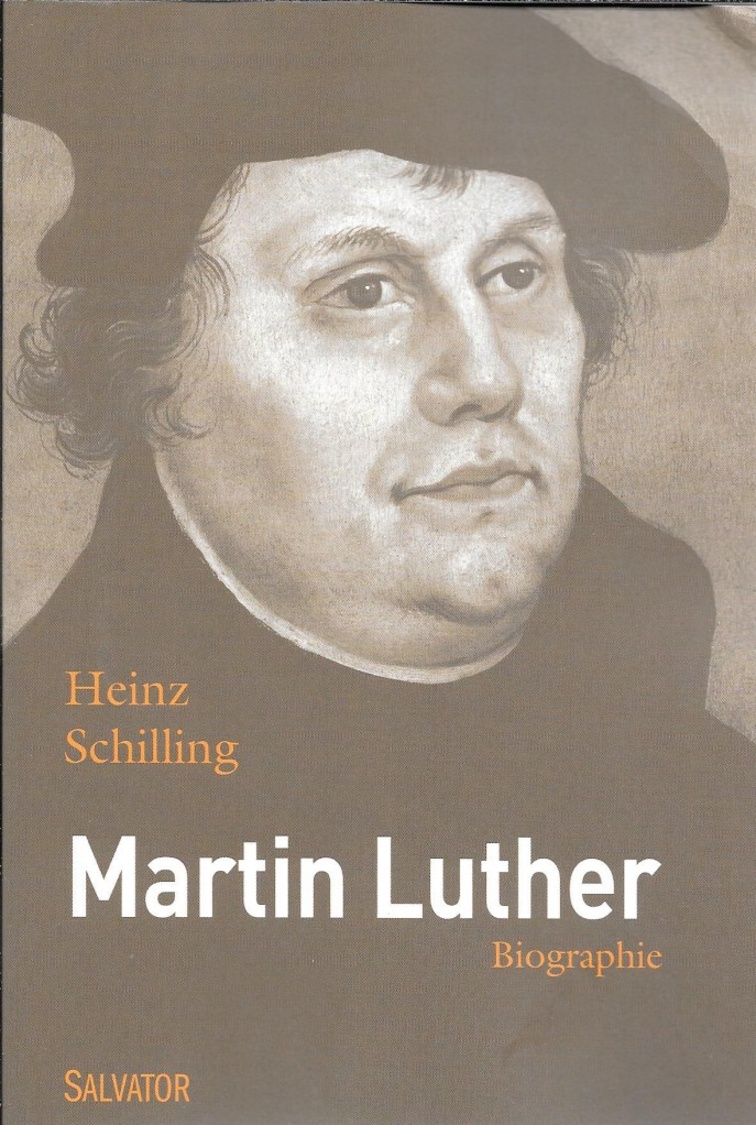 image MARTIN LUTHER - BIOGRAPHIE