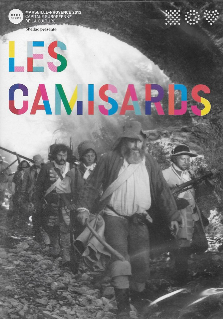 image LES CAMISARDS - DVD (NOUVELLE EDITION)