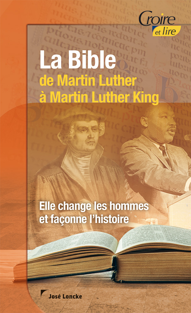 image BIBLE DE MARTIN LUTHER A MARTIN LUTHER KING (LA)