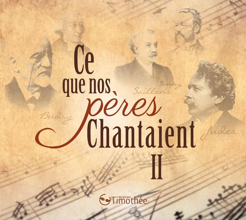 image CD - CE QUE NOS PERES CHANTAIENT - VOL.2