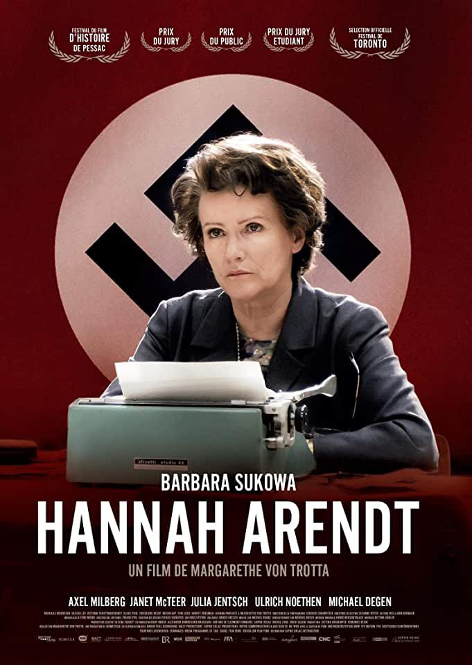 image HANNAH ARENDT - DVD EDITION SIMPLE