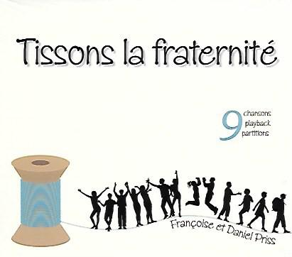 image CD TISSONS LA FRATERNITE