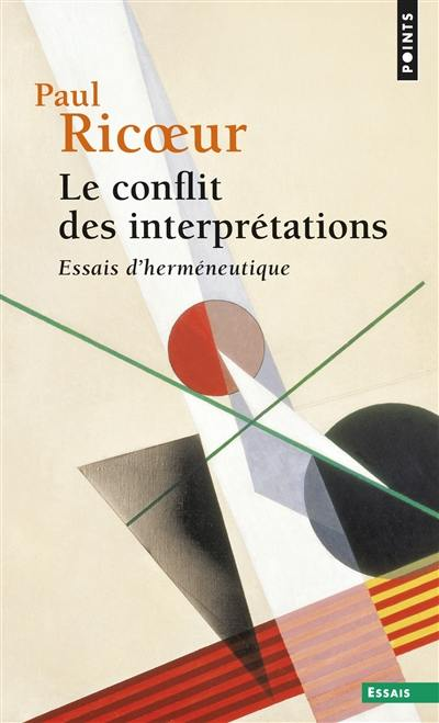 image CONFLIT DES INTERPRETATIONS (LE)