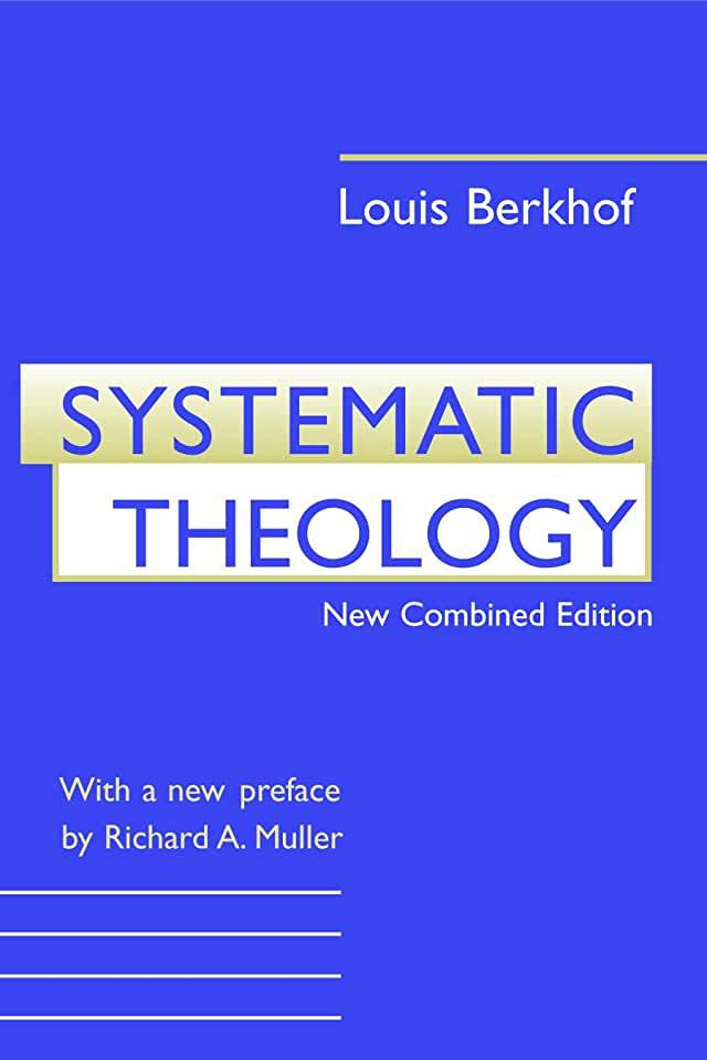 image SYSTEMATIC THEOLOGY