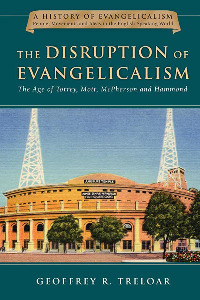 image THE DISRUPTION OF EVANGELICALISM