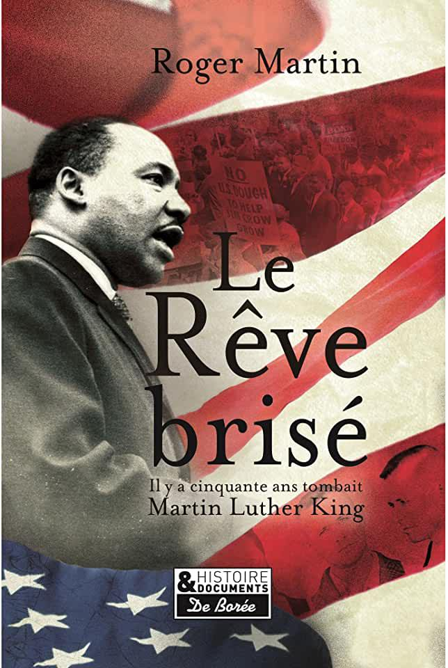 image LE REVE BRISE, IL Y A 50 ANS TOMBAIT MARTIN LUTHER KING