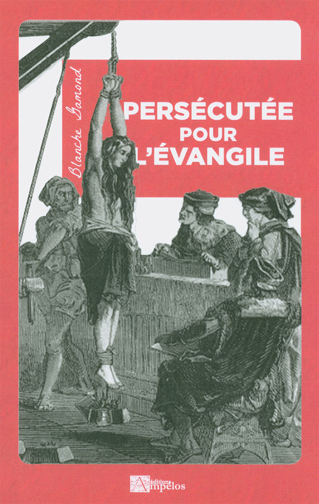 image PERSECUTEE POUR L'EVANGILE