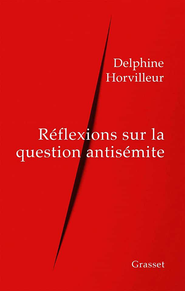 image REFLEXIONS SUR LA QUESTION ANTISEMITE