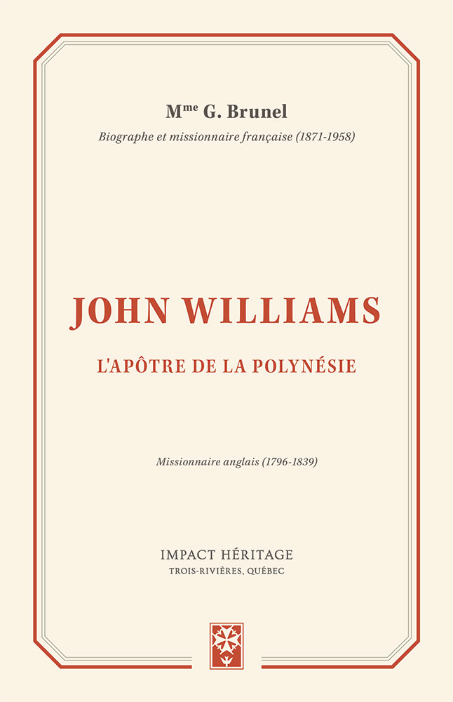image JOHN WILLIAMS [BROCHE]