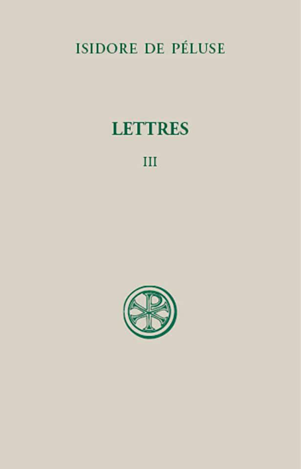 image LETTRES - TOME 3 LETTRES 1701-2000 - VOL3