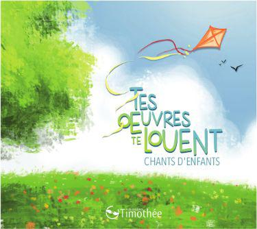 image CD TES OEUVRES TE LOUENT