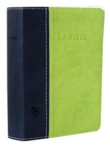 image LA FF, BIBLE PAROLE DE VIE EDITION PROTESTANTE SEMI-RIGIDE VIVELLA TR.OR POCKET