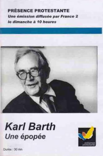 image KARL BARTH, UNE EPOPEE (DVD)