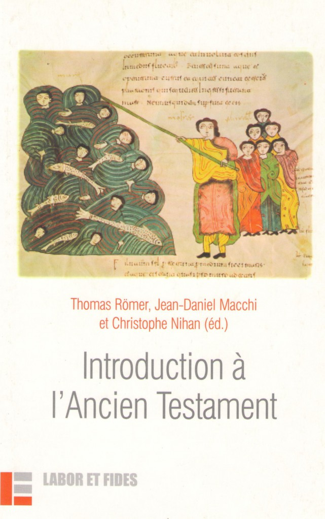 image INTRODUCTION A L'ANCIEN TESTAMENT - NOUVELLE EDITION AUGMENTEE