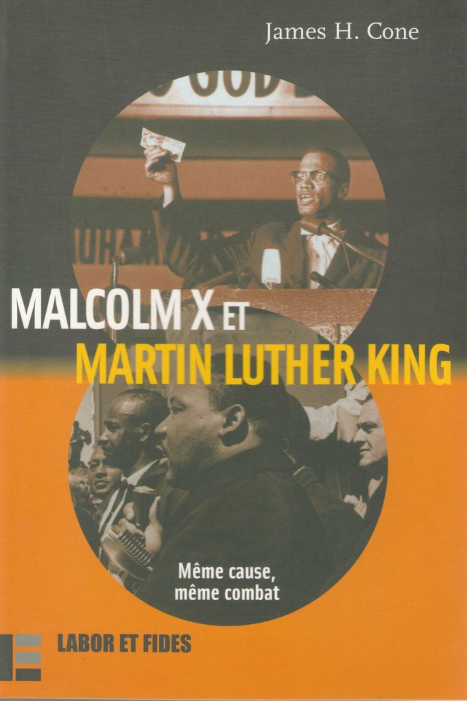 image Malcolm X et Martin Luther King [nouvelle édition]
